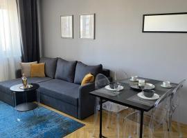 Apartament Emilian – niedrogi hotel w Warszawie