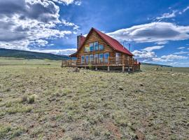 Secluded Rocky Mountain Hideaway in Fairplay!, hotel with parking in Fairplay