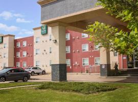 Quality Inn & Suites, hotel em Whitecourt
