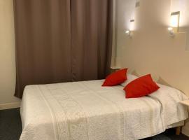 Hotel Chiffre, hotel in Albi