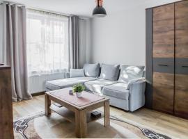 Apartament u Basi, hotel near Gdansk International Fair, Gdańsk