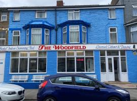 The Woodfield Hotel, hotel in Blackpool
