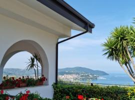 Qvattro stagioni panoramic suites, pet-friendly hotel in Agropoli