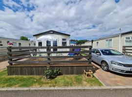 Annsmuir Park-The Oakley, holiday park in Ladybank