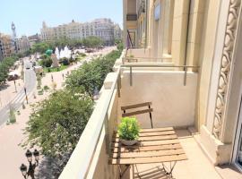 PLAZA VIEW, hotel en Valencia