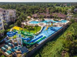 Magical Adventure Condo w Waterpark near Disney No Resort Fees, hotel in Orlando