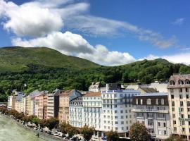 Appart'hôtel Saint Jean, apartment in Lourdes
