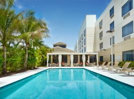 Hilton Garden Inn West Palm Beach Airport, hotel in West Palm Beach