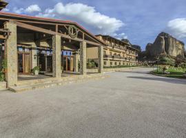 Grand Meteora Hotel, hotel in Kalabaka