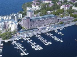 Holiday Club Tampere Spa Apartments, huoneisto Tampereella