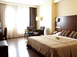 Hotel Coia de Vigo, hotel cerca de Estación de autobús de Vigo, Vigo