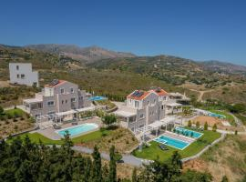Blue Hills Villas, hotel with pools in Heraklio Town