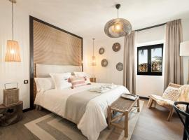 Hotel Santo Cristo, hotell nära Marbella busstation, Marbella