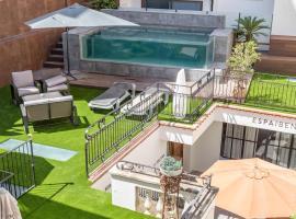 Sa Voga Hotel & Spa, hotel near Natural Park of Montseny, Arenys de Mar