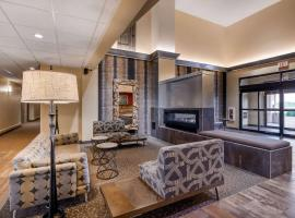Comfort Suites Burlington, hotel in Burlington
