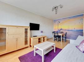 Apartment for 7 people in Sopot – apartament w mieście Sopot