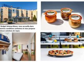 ibis budget Antony Massy, hotel near Paris - Orly Airport - ORY,