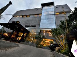Amaroossa Cosmo Jakarta, hotel in Jakarta