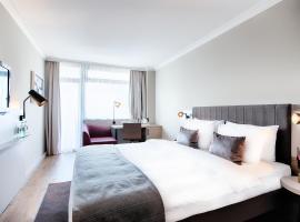 Crowne Plaza Frankfurt Congress Hotel, an IHG Hotel, hotel in Frankfurt/Main