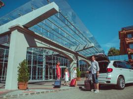 Hotel Azur Siofok, hotel Siófokon