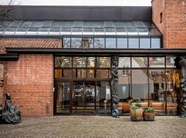 Comwell H. C. Andersen Odense, hotel in Odense