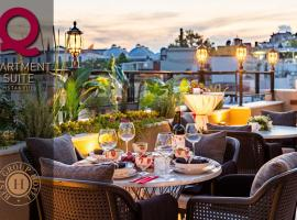 Q Hotel & Suites Istanbul -Best Group Hotels, apartment in Istanbul