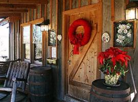 Black Forest Rustic Country Cabin, Ferienhaus in Sautee Nacoochee