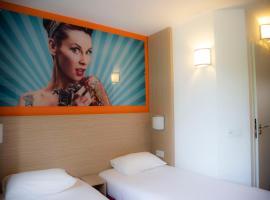 Kyriad Direct Arras - Saint-Laurent-Blangy - Parc Expo、Saint-Laurent-Blangyのホテル
