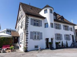 Hotel de Charme Römerhof, отель рядом с аэропортом St. Gallen-Altenrhein Airport - ACH в городе Арбон