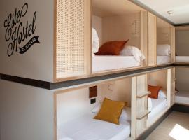 Toc Hostel Madrid, hotel de disseny a Madrid