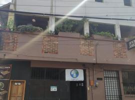 El Calvario Hostal, hôtel à Cobán