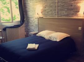 HOTEL ORION, отель в Руане