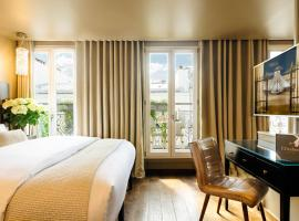 B Montmartre, hotel cerca de Moulin Rouge, París