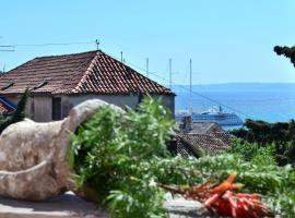 Apartments Rožmarić, hotel near Croatian Maritime Museum, Split