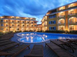 Blue Orange Beach Resort, отель в Созополе