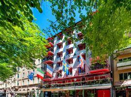 Hotel Rival, hotel near Långholmen, Stockholm