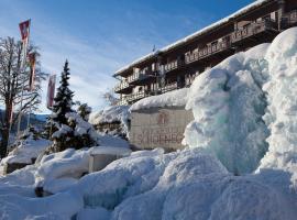 Parkhotel Schoenegg, hotel in Grindelwald