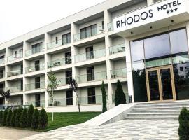 Hotel Rhodos, hotel in Eforie Nord