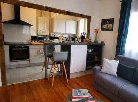 Appartement COSY - HYPER CENTRE du Havre, apartment in Le Havre