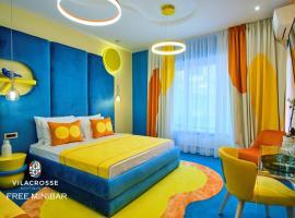 Vilacrosse Boutique Inn, отель в Бухаресте