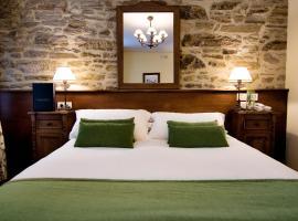 Hotel San Clemente by Pousadas de Compostela, hotel near Manos Unidas, Santiago de Compostela
