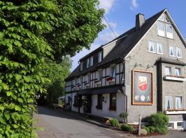 Schanze 1 Landschaftsgasthaus, hotel near Schanze Ski Lift, Schmallenberg