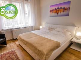Anabelle Bed and Breakfast, hotel poblíž významného místa Maďarský parlament, Budapešť