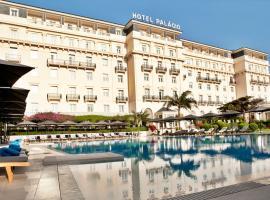 Palácio Estoril Hotel, Golf & Wellness, hotel in Estoril