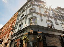 The Kings Arms, hotel in London