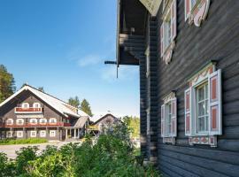 Bomban Karjalaiskylä, Carelian Village, hotel in Nurmes