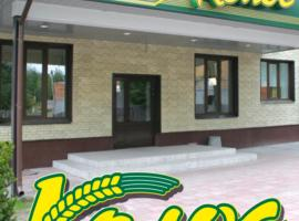 Гостиница Колос, отель в Пскове