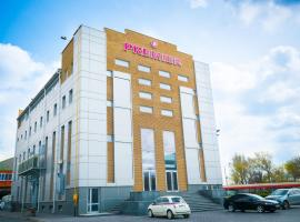 Hotel Premier, hotel in Kamianske