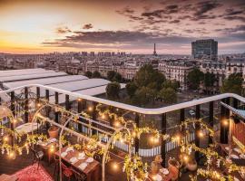 Novotel Paris Porte Versailles, hotel near Paris Expo - Porte de Versailles, Paris