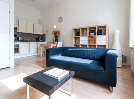 Modern and spacious apartment - Bussiness travelers, hotel in Amsterdam